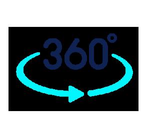 SPHÄRISCHE 360-GRAD-FILME